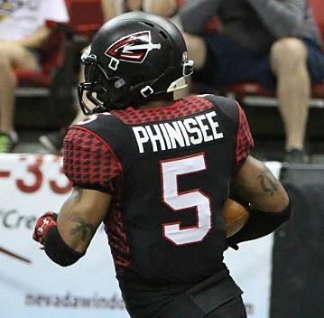 Joe Phinisee, Cleveland