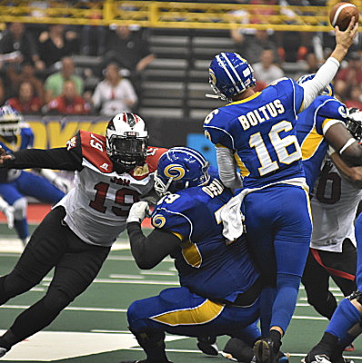 Joe Sykes Jacksonville Sharks