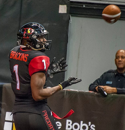 Larry Brackins Orlando Predators