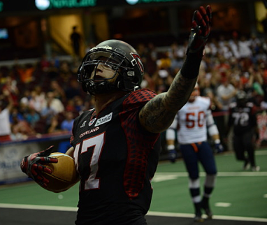 Colin Taylor Cleveland Gladiators